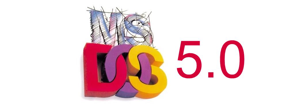 DOS 5.0 Bootdisk