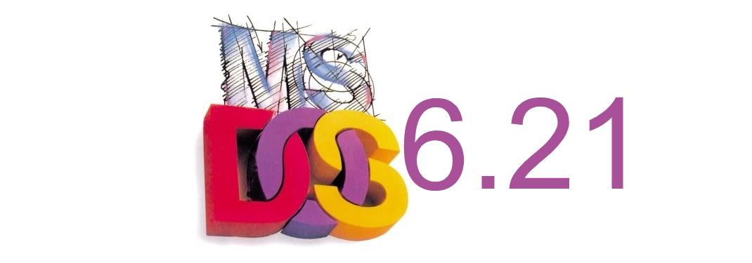 DOS 6.21 Bootdisk